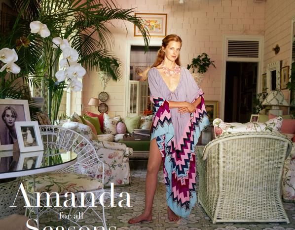 Amanda brooks style curator for Amanda brooks instagram